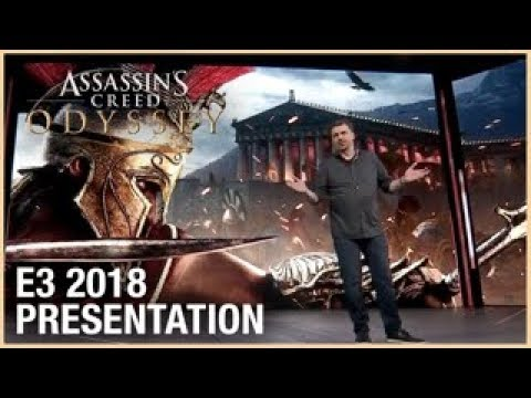 Assassin's Creed Odyssey: E3 2018 Conference Presentation | Ubisoft [NA]