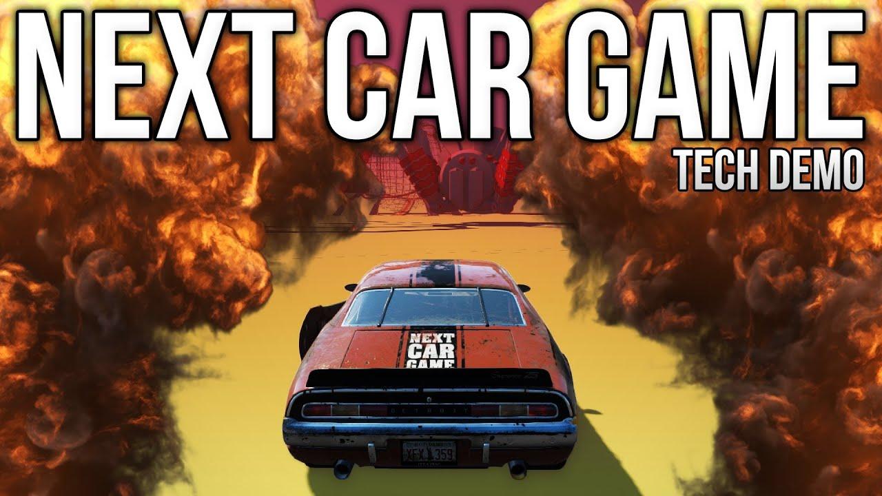 Next Car Game Demo Chip