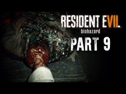 Resident Evil 7 Walkthrough Part 9 - GRENADE LAUNCHER, M19, SNAKE KEY, BLUE & RED KEY CARDS