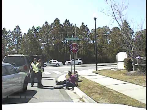 Unedited WPD robbery arrest