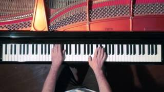 Bach 2 Part Invention No.12 P. Barton, FEURICH Harmonic Pedal piano