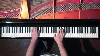 Bach 2 Part Invention No.12 P. Barton, FEURICH Harmonic Pedal piano