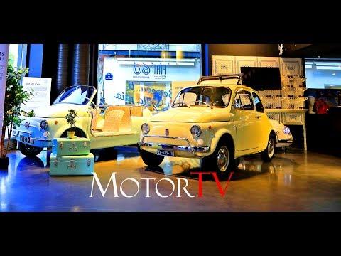 2017 FIAT 500 - 60th Anniversary l Exhibition France