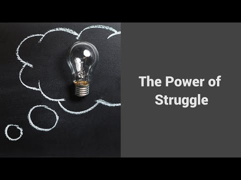 MOOC USSV101x   Veteran Voices: Metacognition and Mindset   The Power of Struggle