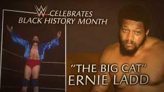 WWE honors Black History Month 2015: Ernie Ladd tribute