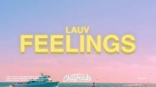 Cover images Lauv – Feelings (Lyrics)
