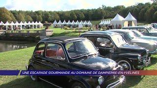 Yvelines | Une escapade gourmande au Domaine de Dampierre-en-Yvelines