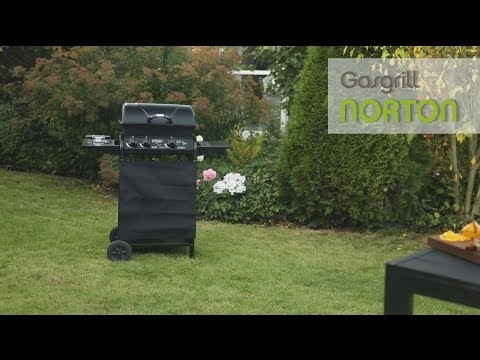 Landmann Gasgrill Ulm : Tepro gasgrill norton youtube
