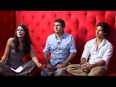 Live chat with Shahid Kapoor & Kunal Kohli - Erosnow