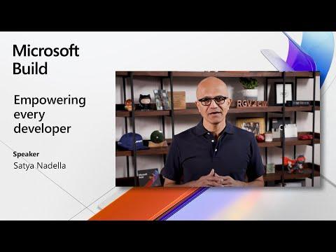 Microsoft Build 2020: CEO Satya Nadella's opening remarks
