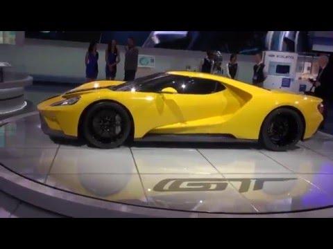 2016 NY Auto Show on HamptonsTV