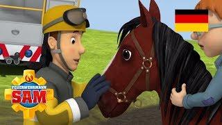 Feuerwehrmann Sam Deutsch Neue Folgen | Lodernde Flammen 🚒 Feuerwehrmannschaft | Kinderfilm