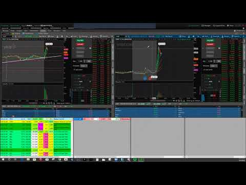 $1,000 Profit Day Trading Stocks Live