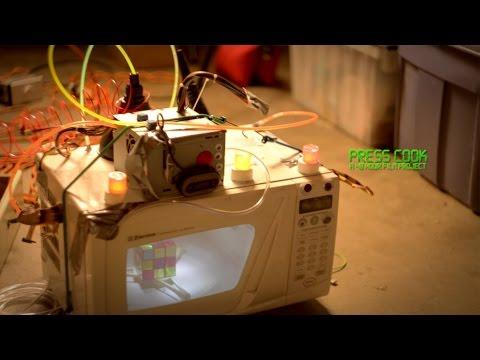 Press COOK (Time Travel Short Film) - Trailer