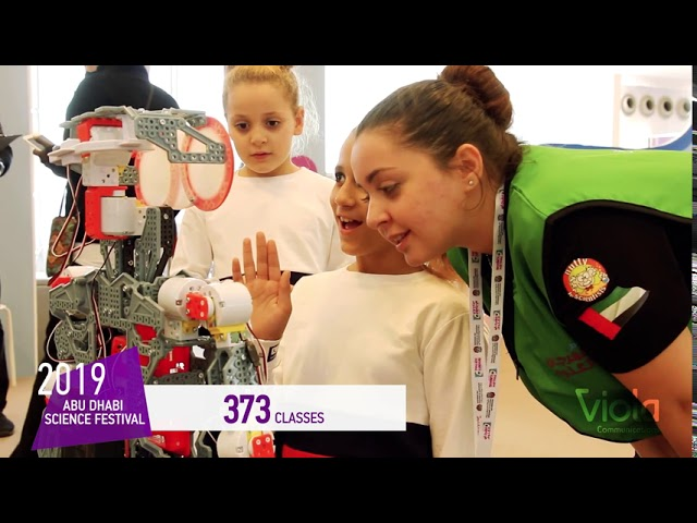 Department of Education and Knowledge - Abu Dhabi Science Festival & Innovator