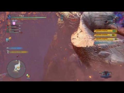 Monster Hunter: World Arch tempered Kulve Taroth fury theme song thumbnail