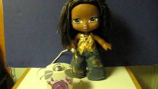 Sale Item Demo - Sing-Along Dancing Bratz Baby Sasha