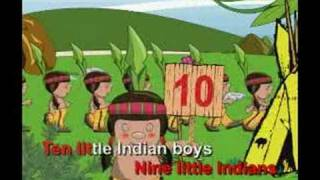 Ten little Indian Boy