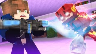 Minecraft THE FLASH - CAPTAIN COLD (Minecraft Roleplay)