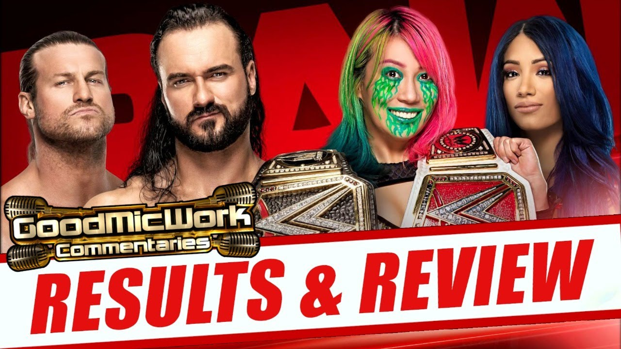 WWE Raw 6-29-2020 Full Show Review