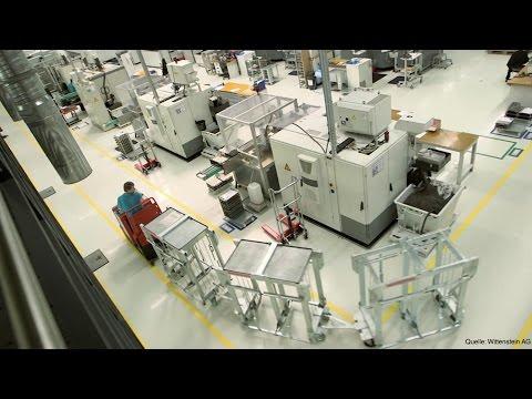 Production 4.0 – Dynamic Milkrun