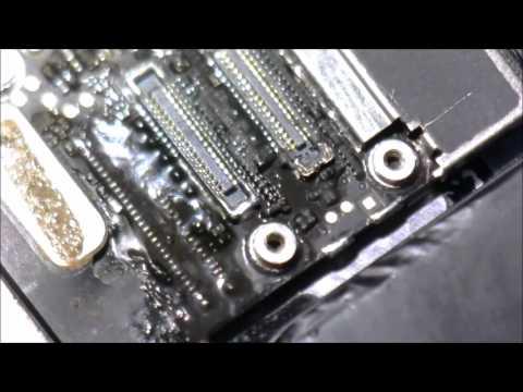 iPhone 6 Plus FPC Digitizer Connector Repair