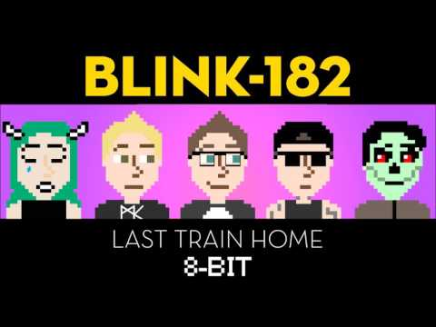 blink-182 - Last Train Home 8-Bit Cover by FroopLoots