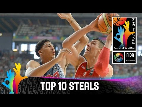 Top 10 Steals - 2014 FIBA Basketball World Cup