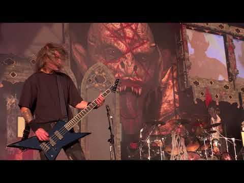 KREATOR  Full Set Performance  Bloodstock 2017