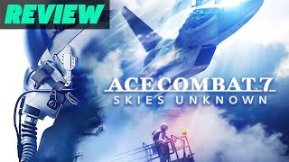 Ace Combat 7: Skies Unknown Review (Video Game Video Review)