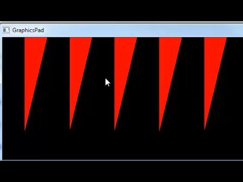 OpenGL Color Buffer
