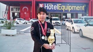 7. Antalya Altın Kep Aşçılar Yarışması Şampiyonluk Kutlaması Fethiye OTML