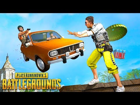 TOP 100 FUNNIEST FAILS IN PUBG
