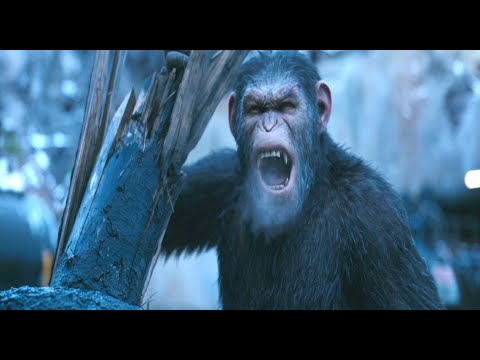"""""""Leave Him!"""" Scene Caesar, Colonel & Red Donkey 