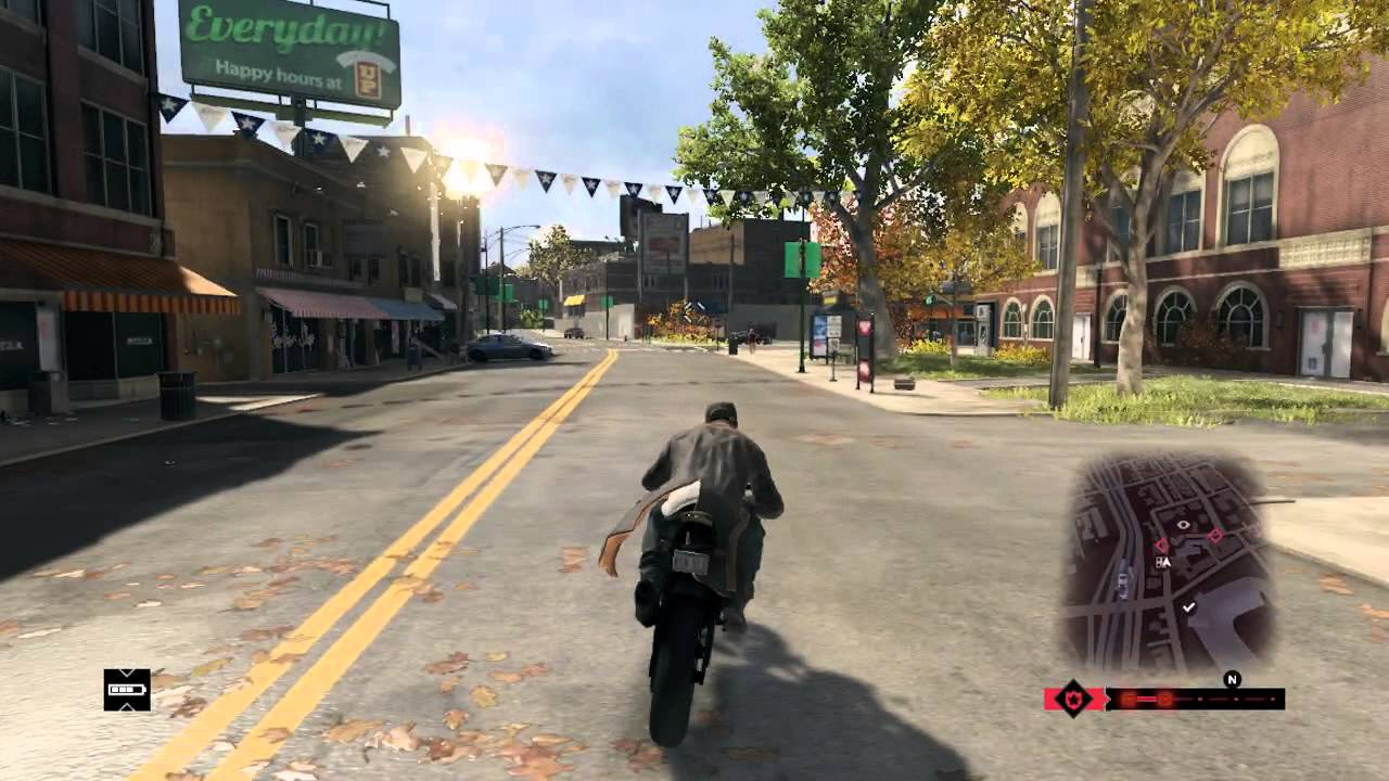 Watch Dogs  Laggy Pc