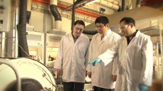 Sustainable energy is secure energy: Research at Curtin