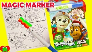 Paw Patrol Imagine Ink Magic Marker and Surprises