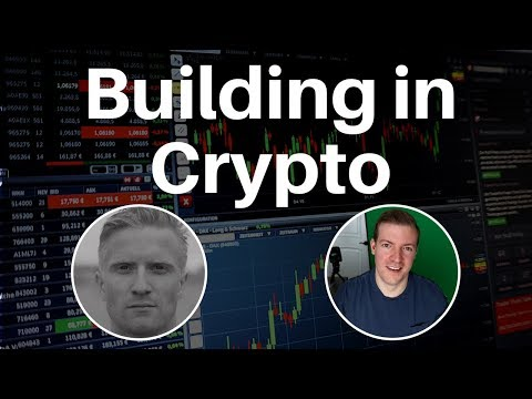 Building in Crypto - Richard Burton from Balance.io (uploaded on August 6, 2018)