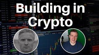 Building in Crypto - Richard Burton from Balance.io