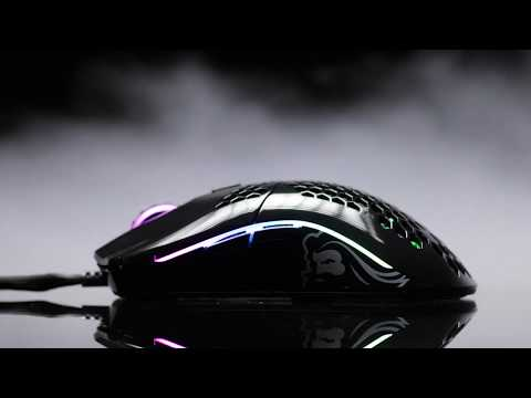 Glorious Model O Gaming Mouse. The world's lightest RGB gaming mouse.