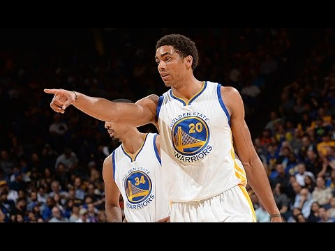 James Michael McAdoo CAREER Highlights - WARRIORS
