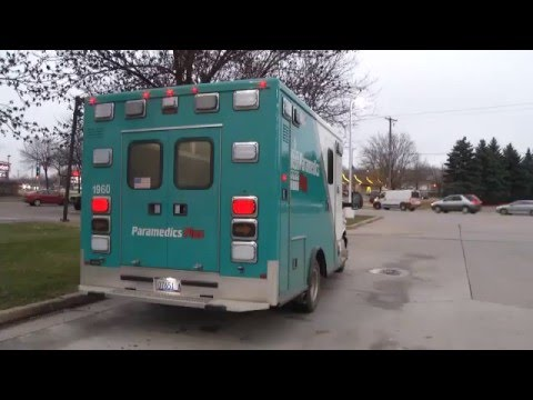 Paramedics Plus in the news - EMS truck deployment and response times