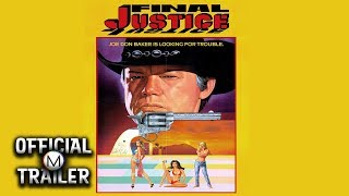 FINAL JUSTICE (1985) | Official Trailer