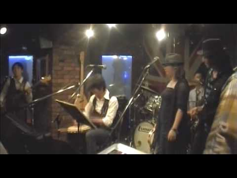 [Africa] POPO Live at 越谷Abbey Road