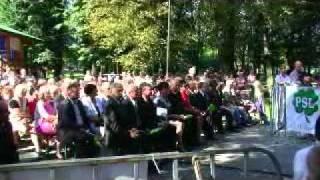 PSL - Drugie Wojewódzkie Dożynki Ludowe w Zgierzu