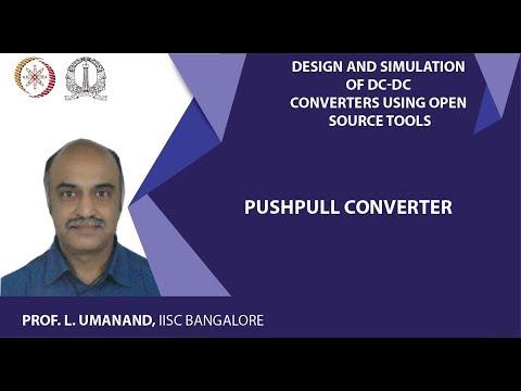 Pushpull Converter