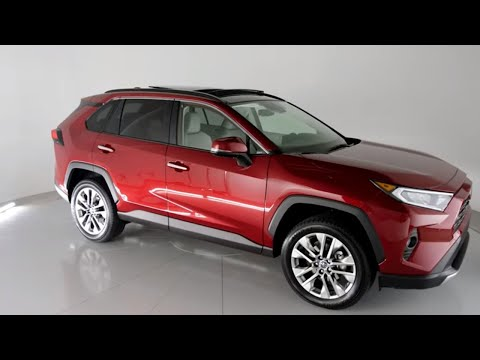2020 Toyota RAV4 Vs 2020 Honda CR-V: Which Is Better?