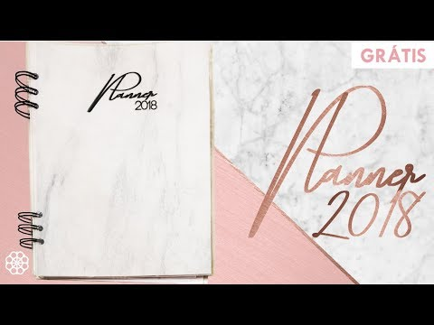 33/5000 Planner 2018 - For FREE download