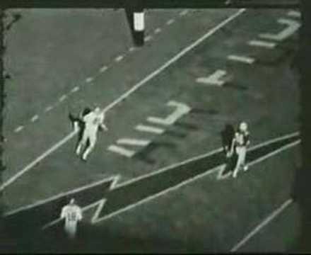 1975 Notre Dame vs. Air Force - Joe Montana does it again