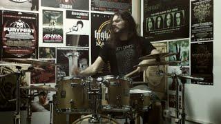 Meshuggah - Corridor of Chameleons (drum cover)